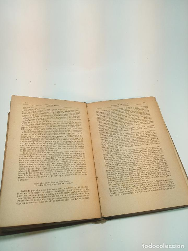 Libros antiguos: Fígaro. Colección de artículos filosóficos, satíricos, literarios y políticos. D. Mariano José de La - Foto 4 - 199071995