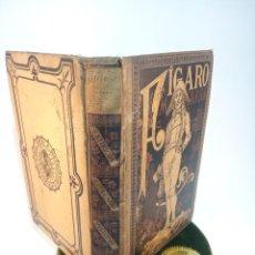 Libros antiguos: FÍGARO. COLECCIÓN DE ARTÍCULOS FILOSÓFICOS, SATÍRICOS, LITERARIOS Y POLÍTICOS. D. MARIANO JOSÉ DE LA. Lote 199071995