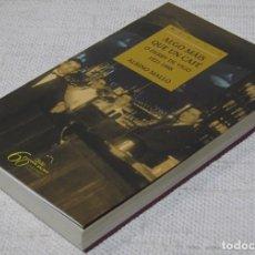 Libros antiguos: ALGO MÁIS QUE UN CAFÉ. MEMORIA. O DERBY DE VIGO. 1921-1968 ALBINO MALLO. EDITORIAL GALAXIA 2010. Lote 199146625