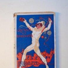 Libros antiguos: CRISTINA LA COMEDIANTA - FERNANDO CASTÁN PALOMAR - BIBLIOTECA PATRIA TOMO 274 - CIRCA 1920. Lote 199149766