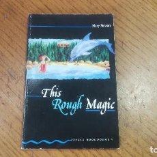 Libros antiguos: THIS ROUGH MAGIC MARY STEWART OXFORD BOOKWORMS EN INGLES. Lote 199153360