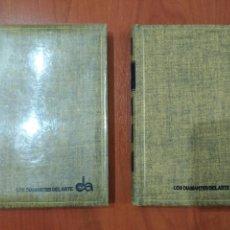 Libros antiguos: LOS DIAMANTES DEL ARTE. EDICIONES TORAY. 2 UNIDADES. DURERO N° 28 Y RENOIR N° 25.. Lote 199176867