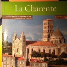 Libros antiguos: FRANCIA - EL CHARENTE, ARTE ROMÁNICO, CASTILLOS - NUEVO.. Lote 199210335