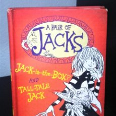 Libros antiguos: JACK IN THE BOX/TALL TALE JACK DE MICHAEL LAWRENCE; ILUSTRAÇÃO: TONY ROSS . Lote 199318098