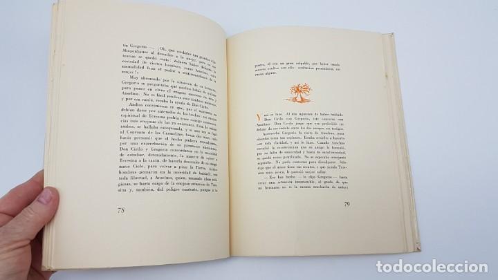 Libros antiguos: LOS MISTICOS ( LARRAGOITI ) 200 EJEMPLARES ( 1962 ) - Foto 6 - 199399593