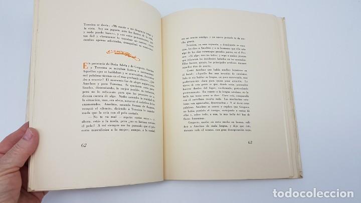Libros antiguos: LOS MISTICOS ( LARRAGOITI ) 200 EJEMPLARES ( 1962 ) - Foto 8 - 199399593