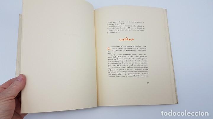 Libros antiguos: LOS MISTICOS ( LARRAGOITI ) 200 EJEMPLARES ( 1962 ) - Foto 9 - 199399593