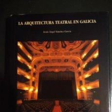 Libros antiguos: LOTE DE 7 LIBROS SOBRE ARQUITECTURA, PINTURA Y OTRAS ARTES EN GALICIA. Lote 199480765