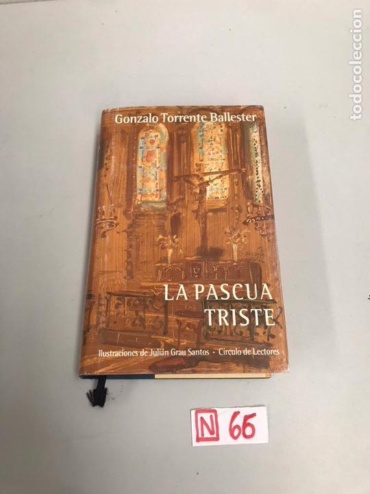 LA PASCUA TRISTE (Libros Antiguos, Raros y Curiosos - Literatura - Otros)
