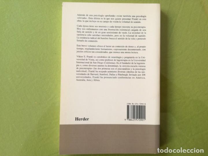 libro ante el vacio existencial pdf