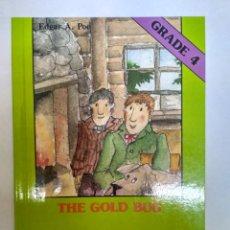 Livros antigos: THE GOLD BUG, GRADE 4 9788420515700. Lote 199497866
