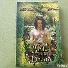 Libros antiguos: GUIA DE EL ANILLO DE LAS HADAS - ANNA FRANKLIN. Lote 199499008