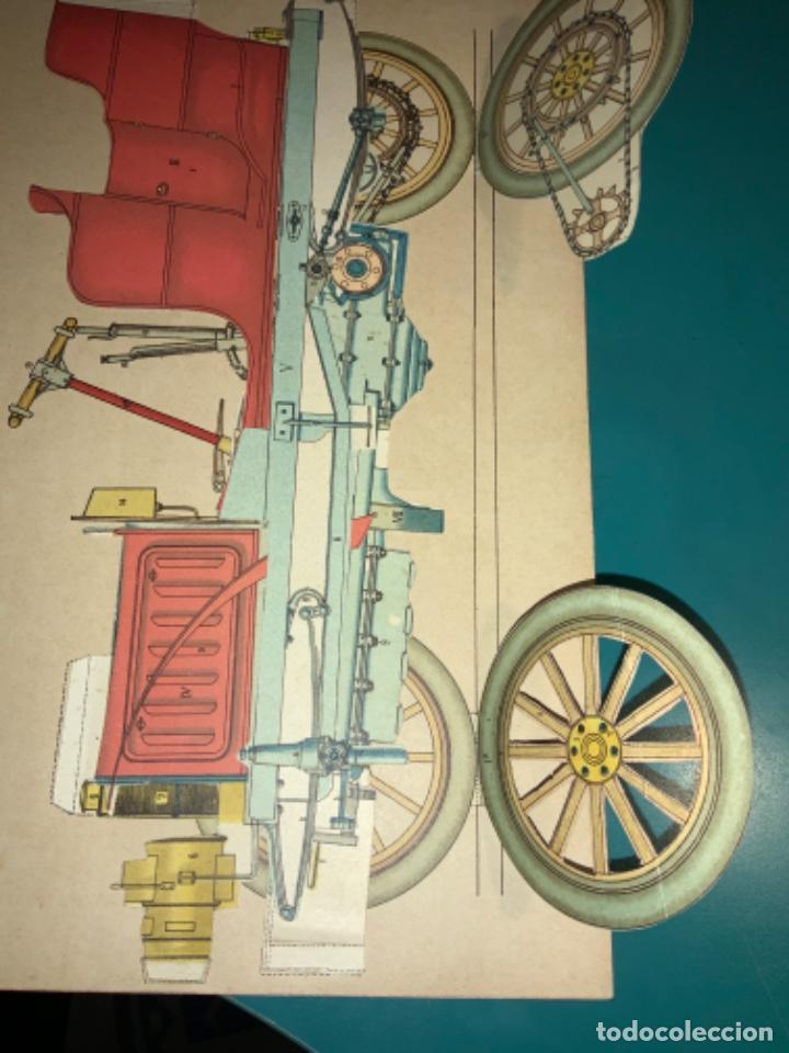 Libros antiguos: PRECIOSO LIBRO LE MECANICIEN MODERNE PRINCIPIO SIGLO XX PRIMER CAPITULO DEDICADO AL AUTOMÓVIL - Foto 7 - 199514513