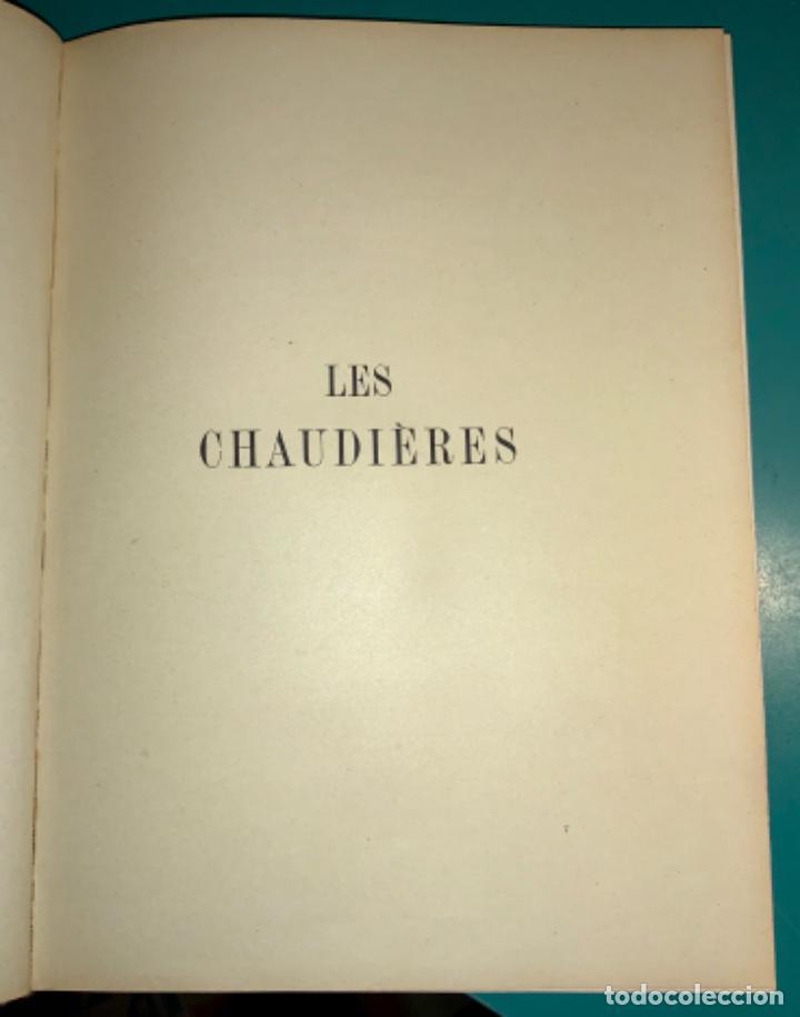 Libros antiguos: PRECIOSO LIBRO LE MECANICIEN MODERNE PRINCIPIO SIGLO XX PRIMER CAPITULO DEDICADO AL AUTOMÓVIL - Foto 17 - 199514513