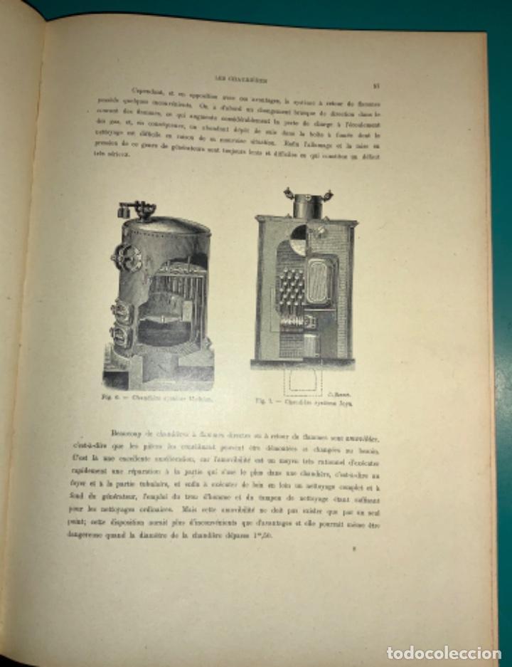 Libros antiguos: PRECIOSO LIBRO LE MECANICIEN MODERNE PRINCIPIO SIGLO XX PRIMER CAPITULO DEDICADO AL AUTOMÓVIL - Foto 19 - 199514513