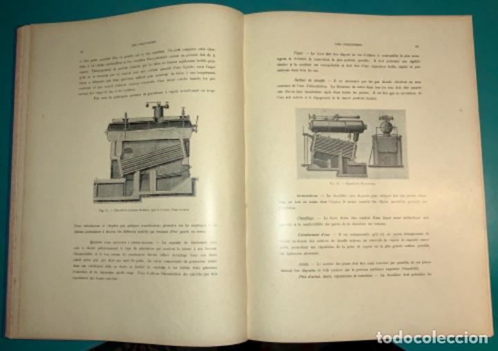 Libros antiguos: PRECIOSO LIBRO LE MECANICIEN MODERNE PRINCIPIO SIGLO XX PRIMER CAPITULO DEDICADO AL AUTOMÓVIL - Foto 20 - 199514513