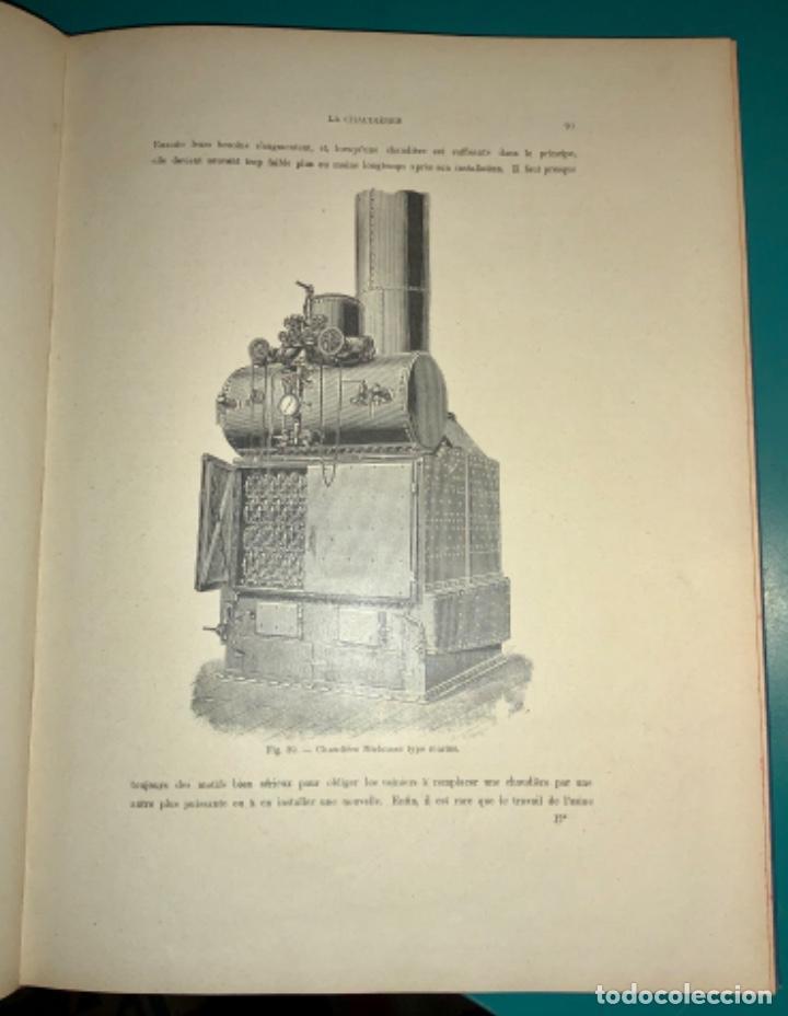 Libros antiguos: PRECIOSO LIBRO LE MECANICIEN MODERNE PRINCIPIO SIGLO XX PRIMER CAPITULO DEDICADO AL AUTOMÓVIL - Foto 21 - 199514513