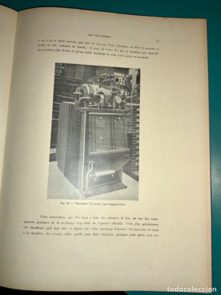 Libros antiguos: PRECIOSO LIBRO LE MECANICIEN MODERNE PRINCIPIO SIGLO XX PRIMER CAPITULO DEDICADO AL AUTOMÓVIL - Foto 22 - 199514513