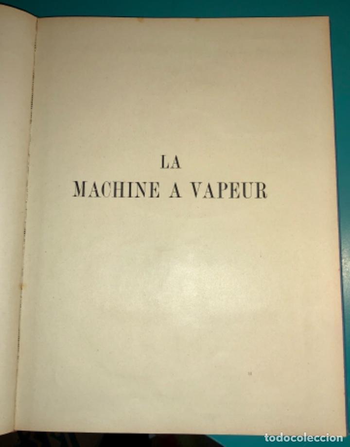 Libros antiguos: PRECIOSO LIBRO LE MECANICIEN MODERNE PRINCIPIO SIGLO XX PRIMER CAPITULO DEDICADO AL AUTOMÓVIL - Foto 23 - 199514513
