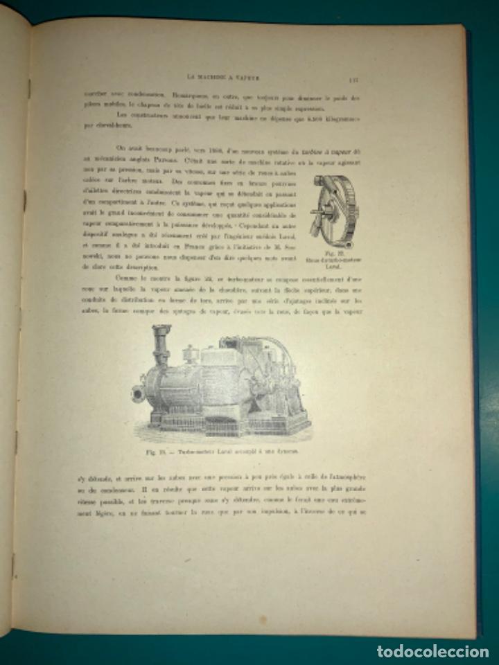 Libros antiguos: PRECIOSO LIBRO LE MECANICIEN MODERNE PRINCIPIO SIGLO XX PRIMER CAPITULO DEDICADO AL AUTOMÓVIL - Foto 25 - 199514513