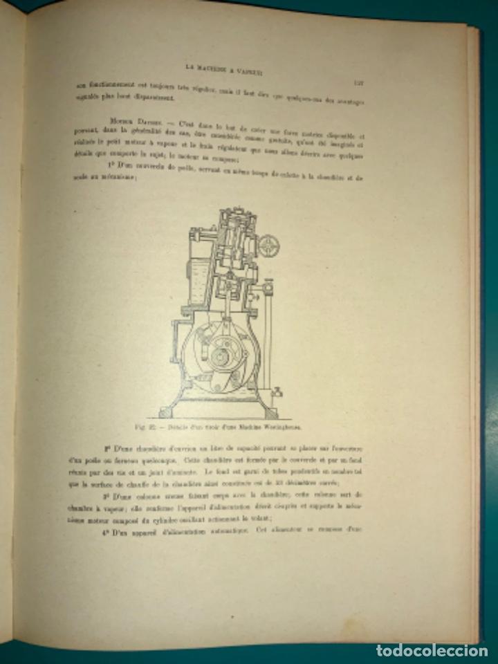 Libros antiguos: PRECIOSO LIBRO LE MECANICIEN MODERNE PRINCIPIO SIGLO XX PRIMER CAPITULO DEDICADO AL AUTOMÓVIL - Foto 26 - 199514513