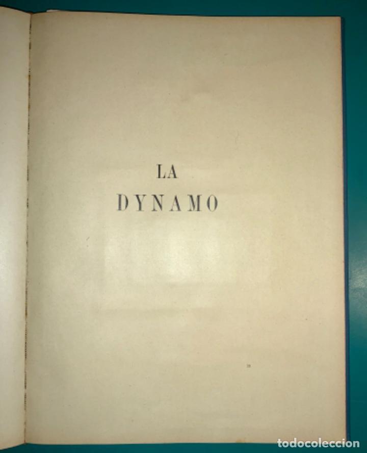 Libros antiguos: PRECIOSO LIBRO LE MECANICIEN MODERNE PRINCIPIO SIGLO XX PRIMER CAPITULO DEDICADO AL AUTOMÓVIL - Foto 27 - 199514513