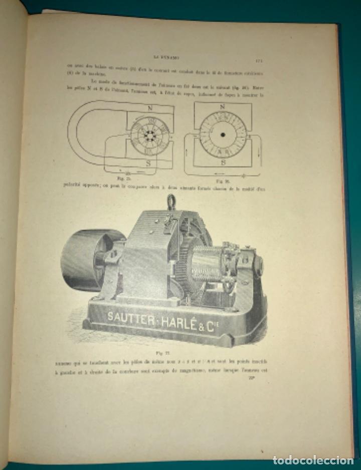 Libros antiguos: PRECIOSO LIBRO LE MECANICIEN MODERNE PRINCIPIO SIGLO XX PRIMER CAPITULO DEDICADO AL AUTOMÓVIL - Foto 30 - 199514513