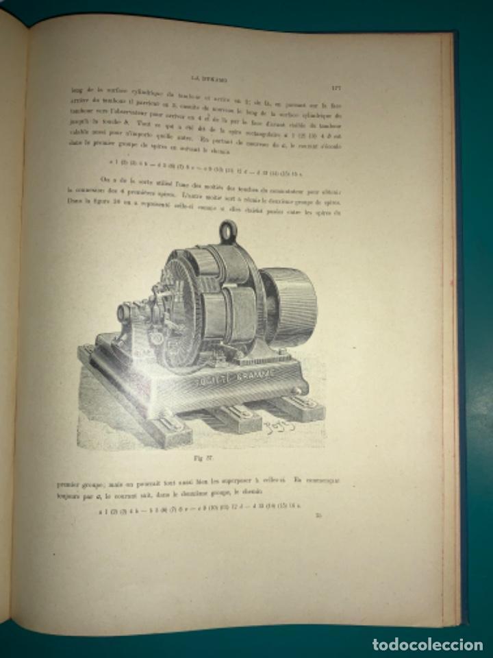 Libros antiguos: PRECIOSO LIBRO LE MECANICIEN MODERNE PRINCIPIO SIGLO XX PRIMER CAPITULO DEDICADO AL AUTOMÓVIL - Foto 31 - 199514513