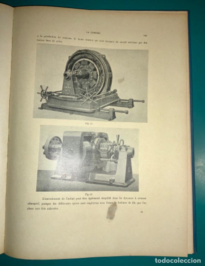 Libros antiguos: PRECIOSO LIBRO LE MECANICIEN MODERNE PRINCIPIO SIGLO XX PRIMER CAPITULO DEDICADO AL AUTOMÓVIL - Foto 33 - 199514513