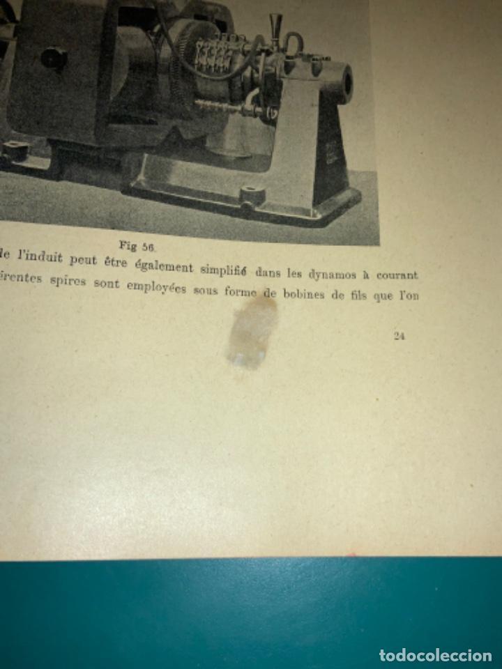 Libros antiguos: PRECIOSO LIBRO LE MECANICIEN MODERNE PRINCIPIO SIGLO XX PRIMER CAPITULO DEDICADO AL AUTOMÓVIL - Foto 34 - 199514513