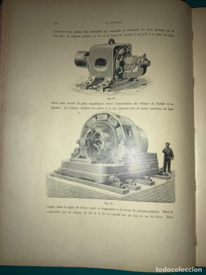 Libros antiguos: PRECIOSO LIBRO LE MECANICIEN MODERNE PRINCIPIO SIGLO XX PRIMER CAPITULO DEDICADO AL AUTOMÓVIL - Foto 35 - 199514513