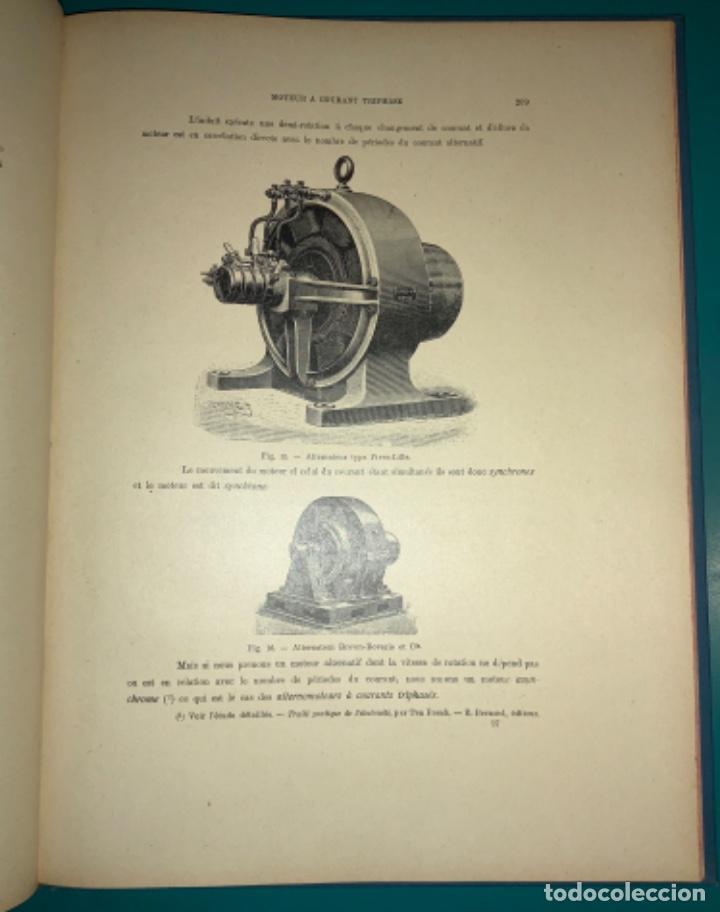 Libros antiguos: PRECIOSO LIBRO LE MECANICIEN MODERNE PRINCIPIO SIGLO XX PRIMER CAPITULO DEDICADO AL AUTOMÓVIL - Foto 39 - 199514513