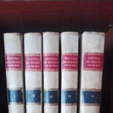 Libros antiguos: DOCUMENTOS INÉDITOS PARA LA HISTORIA DE ESPAÑA Y DE SUS INDIAS. Lote 199515201