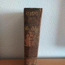 Libros antiguos: LOS HEROES Y LAS GRANDEZAS DE LA TIERRA.1855. FOLIO. TOMO 5. MULTITUD DE GRABADOS. Lote 199522218