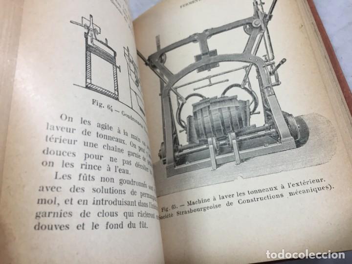 Libros antiguos: MANUEL DE BRASSERIE. PICOUX M. / WERQUIN V. LIBRAIRIE J.B. BAILLIERE & FILS 1926 Francés - Foto 10 - 199524112