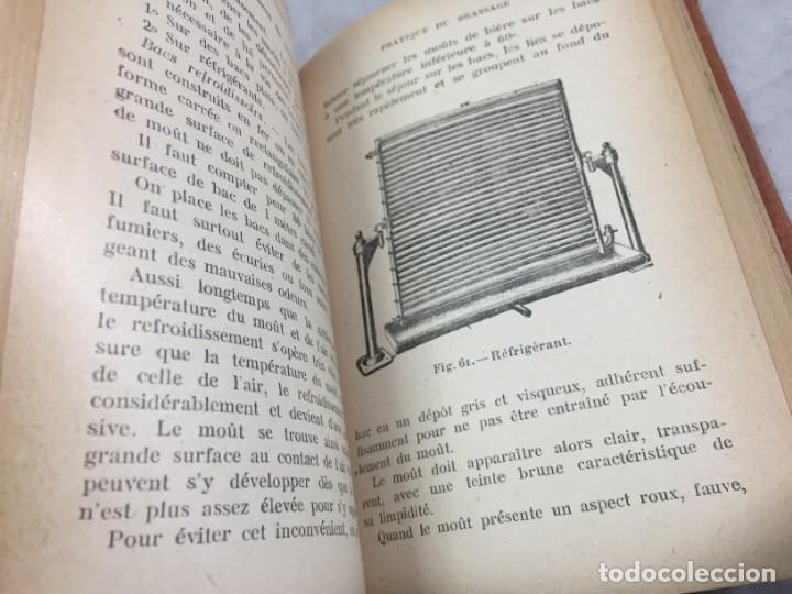 Libros antiguos: MANUEL DE BRASSERIE. PICOUX M. / WERQUIN V. LIBRAIRIE J.B. BAILLIERE & FILS 1926 Francés - Foto 12 - 199524112