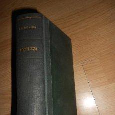 Libros antiguos: JOSE M. DE PEREDA - OBRAS COMPLETAS TOMO IX - SOTILEZA - 1906. Lote 199755458