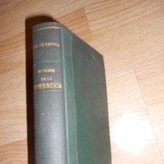 Libros antiguos: JOSE M. DE PEREDA - OBRAS COMPLETAS TOMO X - EL SABOR DE LA TIERRUCA - 1896. Lote 199755862
