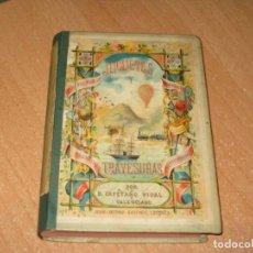 Libros antiguos: JUGUETES Y TRAVESURAS. Lote 199823113
