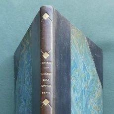 Libros antiguos: DÉMON DE LA CONNAISSANCE, LE. ÉDITION ORIGINALE MAURIAC, FRANÇOIS. 1928. Lote 199852565