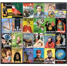 Libros antiguos: ENCICLOPEDIA PULGA AÑOS 50, 46 VOLUMENES. MUY BUEN ESTADO.. Lote 199856001
