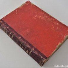 Libros antiguos: TOMO 26 NOVELAS LOS CONTEMPORÁNEOS DEL 185 AL 210 AÑO 1912 - MARQUINA, TRIGO, FRANCÉS, GABRIEL MIRÓ. Lote 199904905