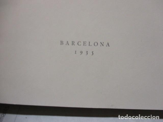 Libros antiguos: EL TENOR, POR FRANCESC VIÑAS. - Lleva una dedicatoria y firmada por Pere V. / ejemplar nº 54. - Foto 9 - 200088528