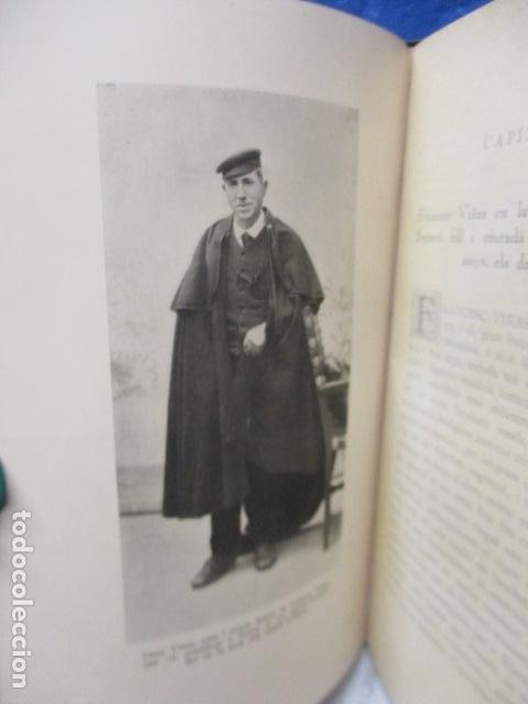 Libros antiguos: EL TENOR, POR FRANCESC VIÑAS. - Lleva una dedicatoria y firmada por Pere V. / ejemplar nº 54. - Foto 11 - 200088528