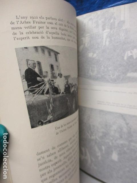 Libros antiguos: EL TENOR, POR FRANCESC VIÑAS. - Lleva una dedicatoria y firmada por Pere V. / ejemplar nº 54. - Foto 13 - 200088528