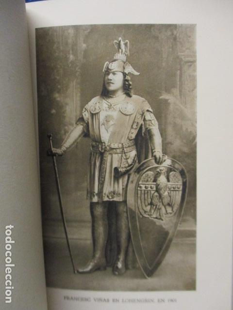 Libros antiguos: EL TENOR, POR FRANCESC VIÑAS. - Lleva una dedicatoria y firmada por Pere V. / ejemplar nº 54. - Foto 15 - 200088528