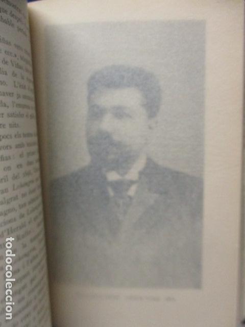Libros antiguos: EL TENOR, POR FRANCESC VIÑAS. - Lleva una dedicatoria y firmada por Pere V. / ejemplar nº 54. - Foto 16 - 200088528