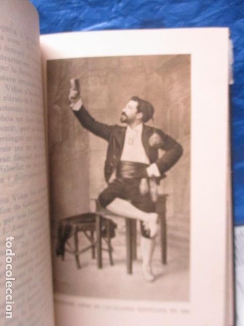 Libros antiguos: EL TENOR, POR FRANCESC VIÑAS. - Lleva una dedicatoria y firmada por Pere V. / ejemplar nº 54. - Foto 19 - 200088528
