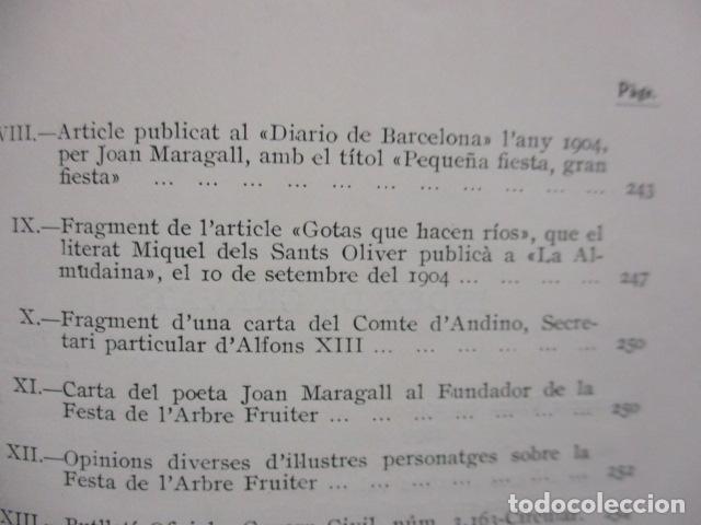 Libros antiguos: EL TENOR, POR FRANCESC VIÑAS. - Lleva una dedicatoria y firmada por Pere V. / ejemplar nº 54. - Foto 31 - 200088528