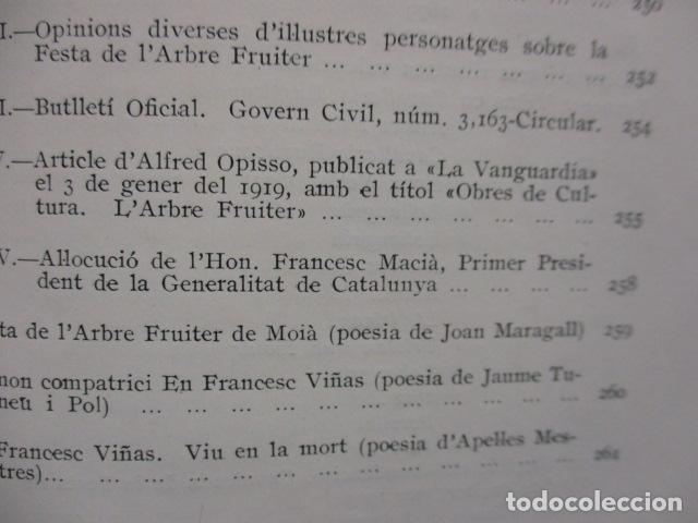 Libros antiguos: EL TENOR, POR FRANCESC VIÑAS. - Lleva una dedicatoria y firmada por Pere V. / ejemplar nº 54. - Foto 32 - 200088528